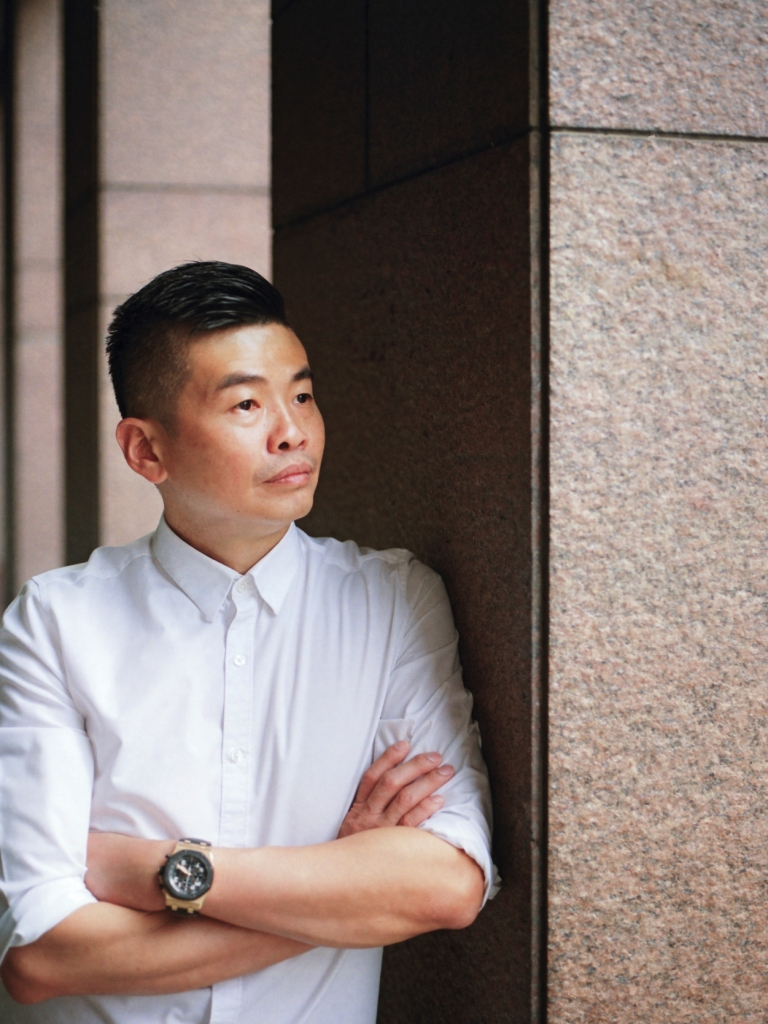 Andy Ong - Chairman of ERC